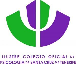 Logotipo del Colegio Oficial de Psicología de SC de TFE