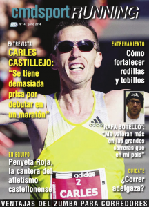Revista CMDsport Running Junio 2014